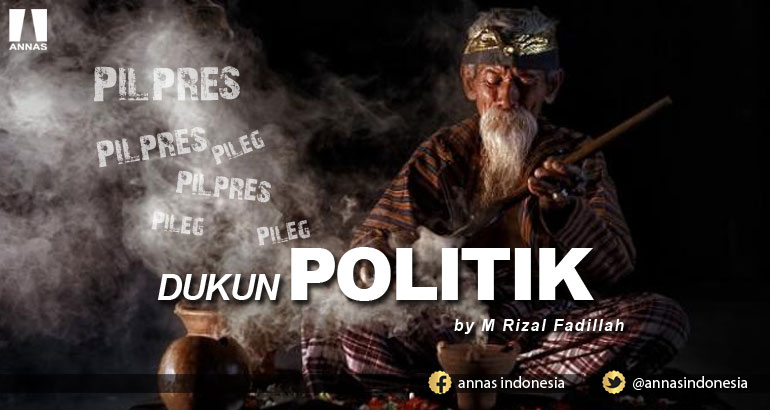 DUKUN POLITIK