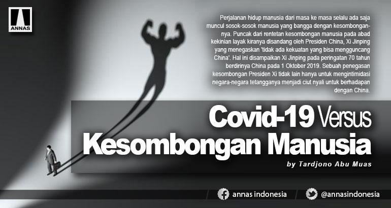 Covid-19 Versus Kesombongan Manusia