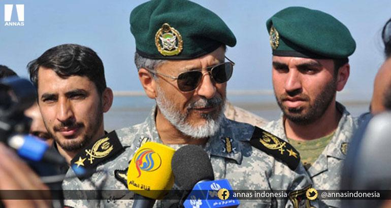 IRAN: kami siap kirim tentara bantu INDONESIA, kalau demo 212 berbuat MAKAR