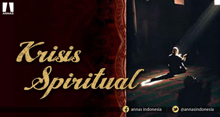 KRISIS SPIRITUAL