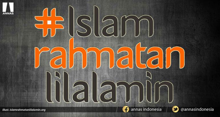 ISLAM ITU MENYELAMATKAN