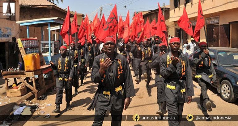 PEMERINTAH NEGARA BAGIAN KADUNA NIGERIA LARANG GERAKAN SYIAH