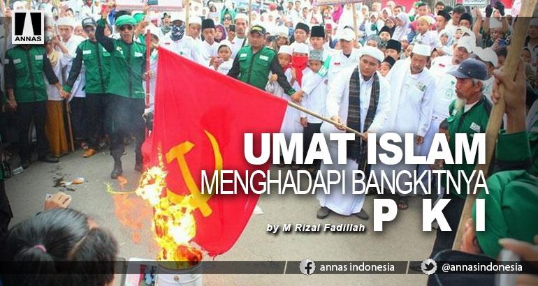 UMAT ISLAM MENGHADAPI BANGKITNYA PKI