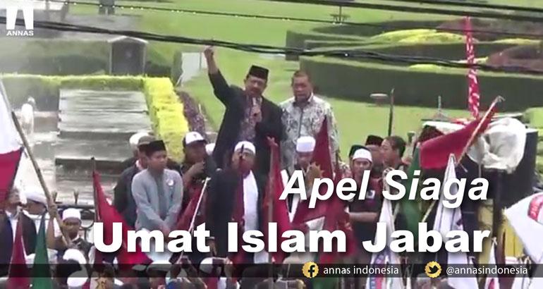 APEL SIAGA UMAT ISLAM JABAR