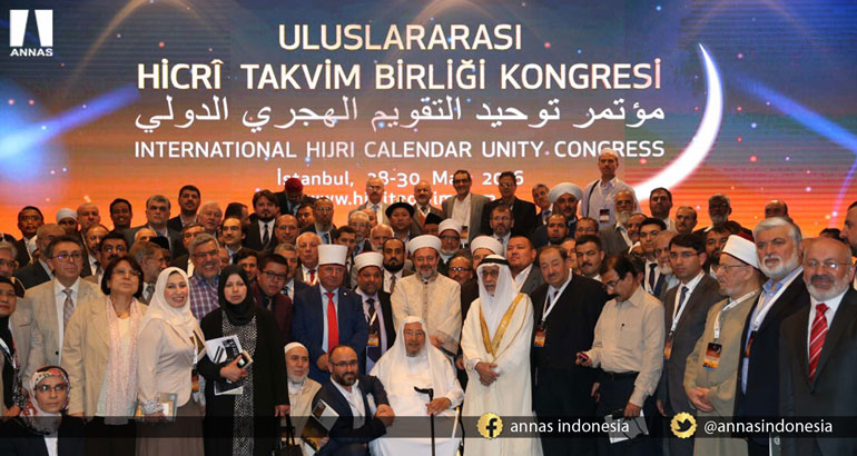 KONFERENSI ISLAM SEDUNIA DI ISTANBUL, UPAYA NYATA SATUKAN UMMAT DENGAN UNIFIKASI KALENDER HIJRIYAH