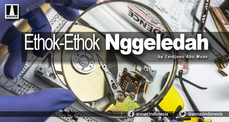 ETHOK-ETHOK NGGELEDAH