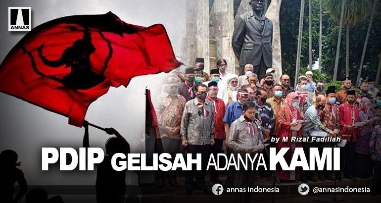 PDIP GELISAH ADANYA KAMI