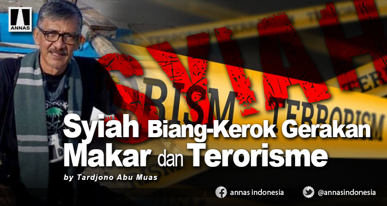 Syiah Biang-Kerok Gerakan Makar dan Terorisme