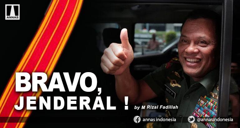 BRAVO,  JENDERAL !