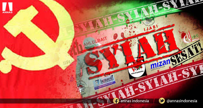 ANCAMAN PKI DAN SYIAH DI INDONESIA SEMAKIN KUAT