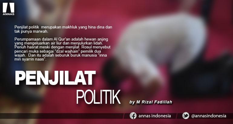 PENJILAT POLITIK