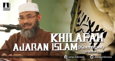 KHILAFAH AJARAN ISLAM (Keempat)