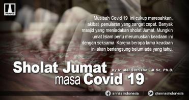 SHOLAT JUMAT MASA COVID 19
