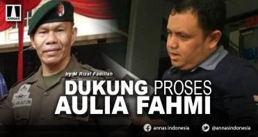 DUKUNG PROSES AULIA FAHMI