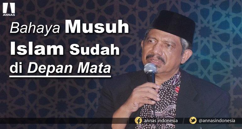 KH. ATHIAN INGATKAN BAHAYA MUSUH ISLAM SUDAH DI DEPAN MATA