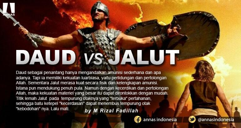 DAUD VS JALUT