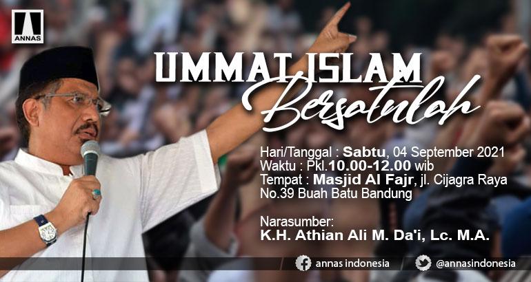 FUUI Gelar Kajian: Ummat Islam, Bersatulah!