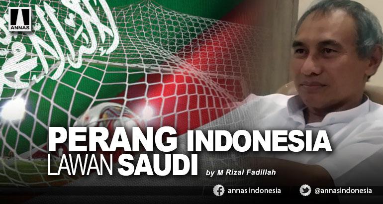 PERANG INDONESIA LAWAN SAUDI