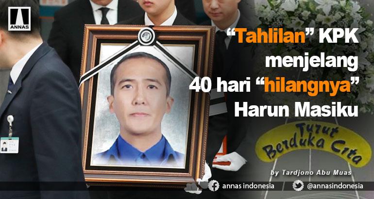 Petak Umpet HM Vs KPK, Akankah KPK