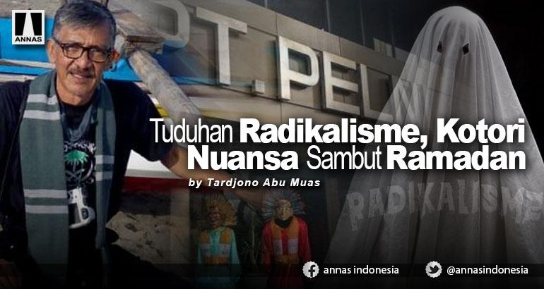 Tuduhan Radikalisme, Kotori Nuansa Sambut Ramadan