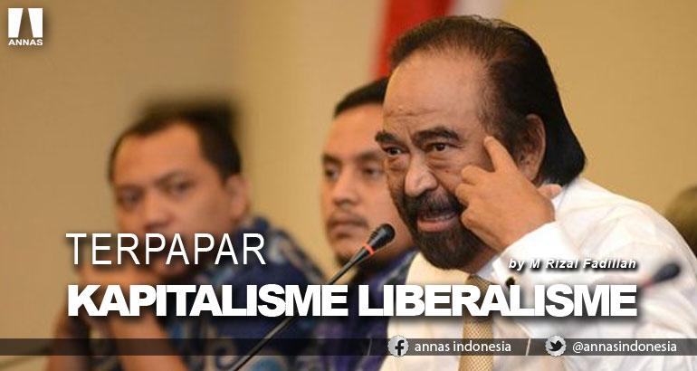 TERPAPAR  KAPITALISME LIBERALISME