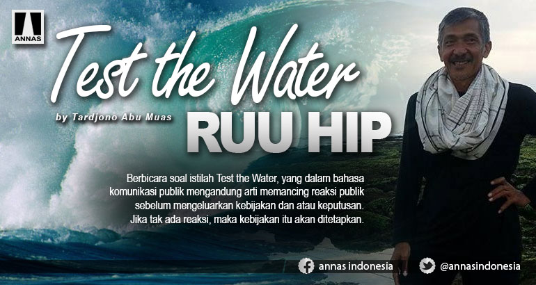 Test the Water RUU HIP