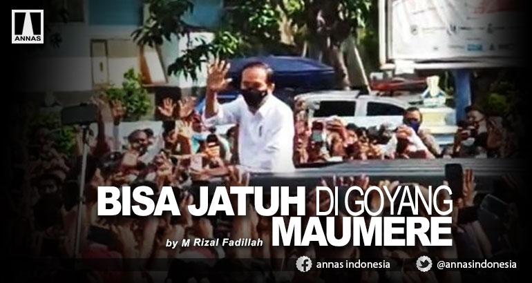 BISA JATUH DI GOYANG MAUMERE