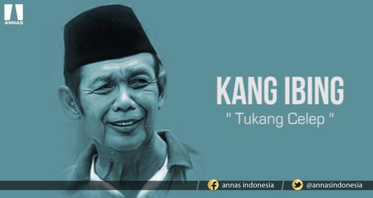 Kang Ibing : TUKANG CELEP