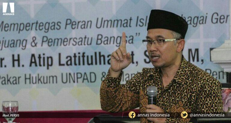 PAKAR HUKUM INTERNASIOAL: UMAT ISLAM PEMILIK SAHAM TERBESAR REPUBLIK INDONESIA