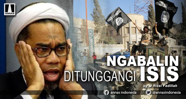 NGABALIN DITUNGGANGI ISIS