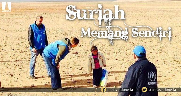 SURIAH MEMANG SENDIRI