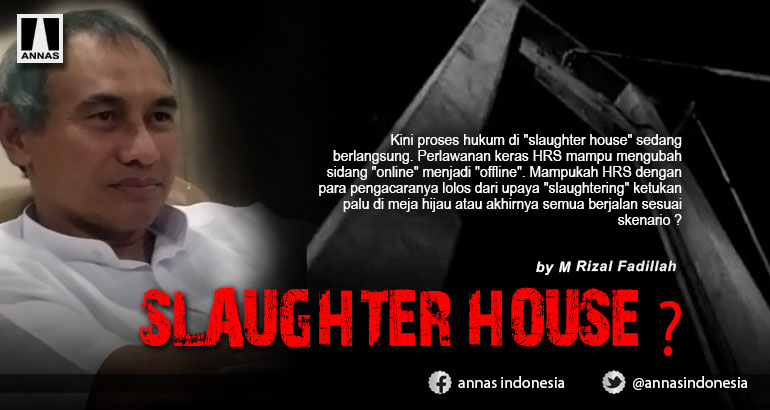 SLAUGHTER HOUSE ?