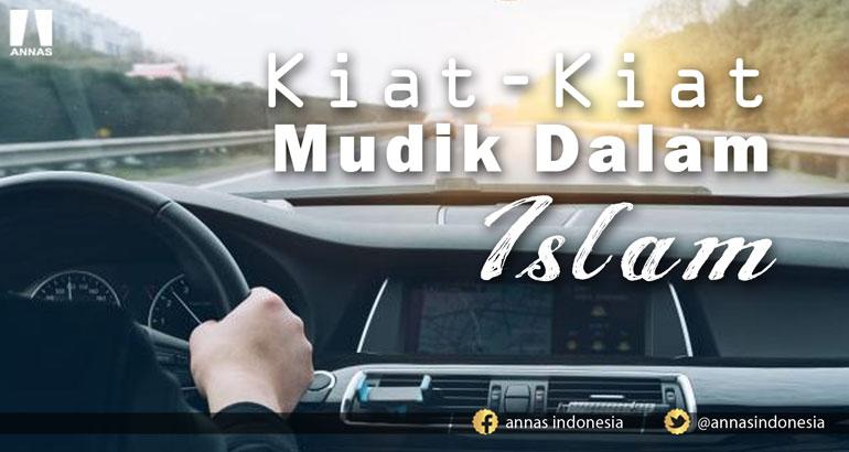KIAT-KIAT MUDIK DALAM ISLAM