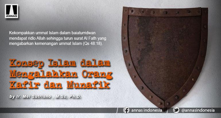 Konsep Islam dalam Mengalahkan Orang Kafir dan Munafik