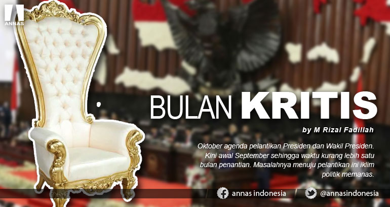 BULAN KRITIS