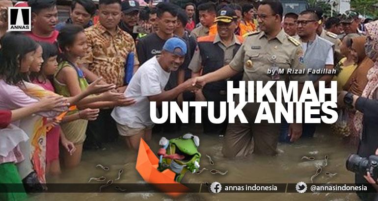 HIKMAH UNTUK ANIES