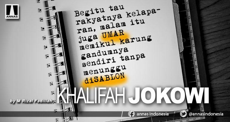 KHALIFAH JOKOWI