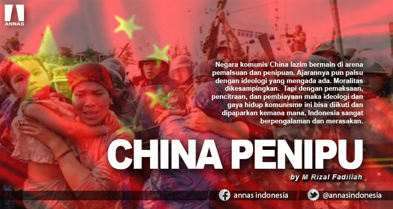 CHINA PENIPU