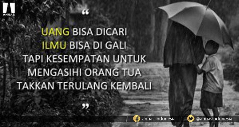 Mu Jizat Merawat Orang Tua Annas Indonesia